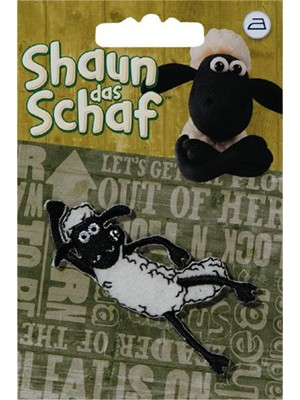 PRYM 925154 Термоаппликация Shaun the sheep dancing