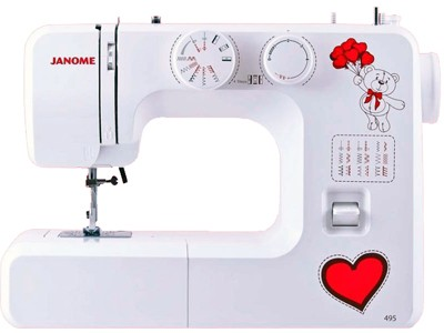 JANOME 495 Special Edition