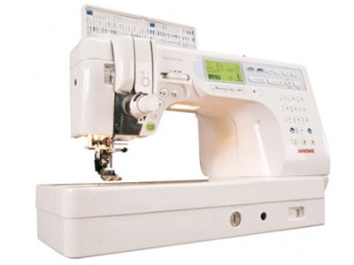 JANOME Memory Craft 6600 Professional