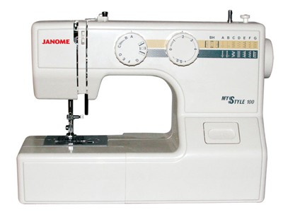 JANOME MyStyle 100 / MS100