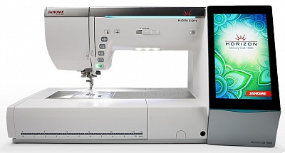 JANOME Memory Craft 15000 Horizon