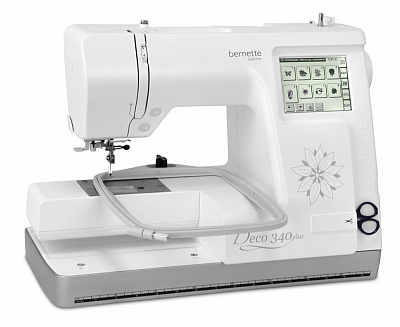 BERNINA Deco 340 Plus