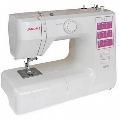 JANOME XR9